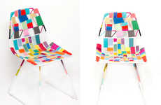 Threaded Mosaic Chairs