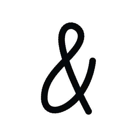 Daily Ampersand Designs - A Graphic Designer Diligently Creates New Ampersand Typography Everyday