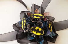 Comic Book Corsages