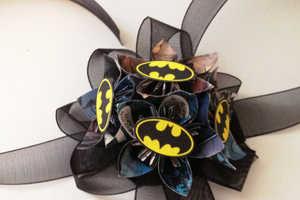These Prom Batman Corsages Commemorate the Batman vs. Superman 2016 Film