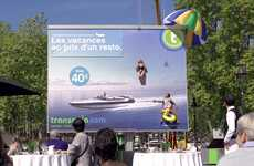 Live Travel Billboards