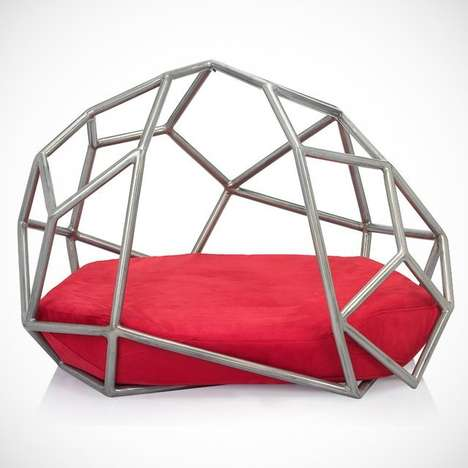 Futuristic Furry Friend Furniture - Pet Superfine