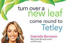 Inspiring Health Initiatives - 'Turn Over a New Leaf' by Tetley Was Backed by Expert Life Coaches