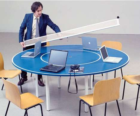 Ping Pong Conference Tables -