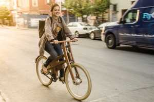 Bough Bikes Has Created the World's First Electrical Wooden Bicycle