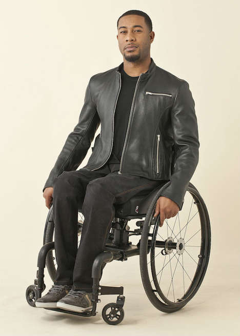Wheelchair Specific Clothing - IZ Adaptive is a Clothing Line Made for Those in Wheelchairs