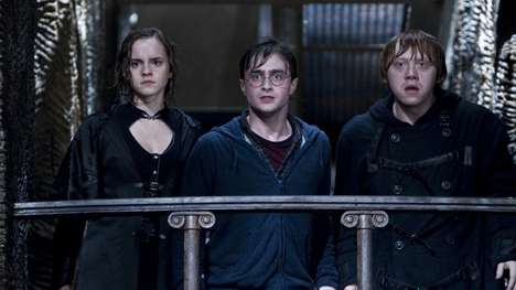 Magical Trio Reunions - Harry Potter and the Escape From Gringotts Will Feature All-New Scenes