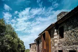 Villa CP by ZEST Architects Contrasts the Old with the New
