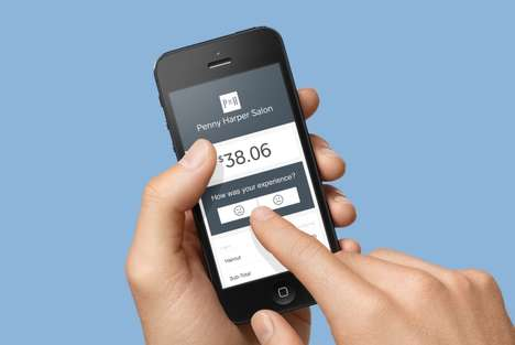 Responsive Digital Receipts - The Square Feedback Digital Receipt Lets Buyers and Sellers Chat