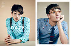 Bored Student Editorials - The School Daze Fashion Story for The Ones 2 Watch is Geek-Chic