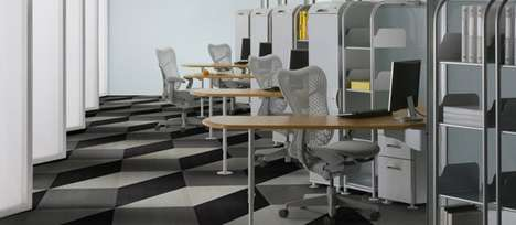 Sustainable Interiors - Interface Believes in All Ps: People, Process, Product, Place and Profits