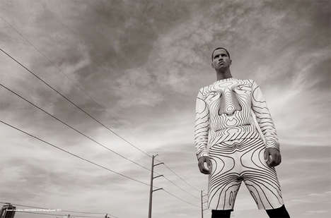 Vanguard Print Editorials - The Modern1 Fashion for Men Image Series is Streetwear-Clad