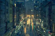 Desolate Street Photography