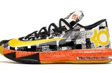 Statistical B-Ball Sneakers