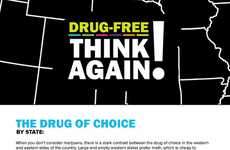 Notorious Drug Use Infographics