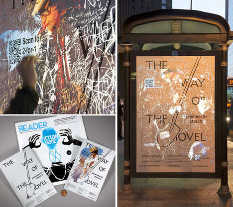 27 Cleverly Hidden Ads - From Water-Based Graffiti Ads to Cleverly Concealed Campaigns