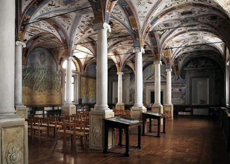 Reverent Monastic Photography - Giulio Ghirardi Photographs the Monastery of San Giovanni