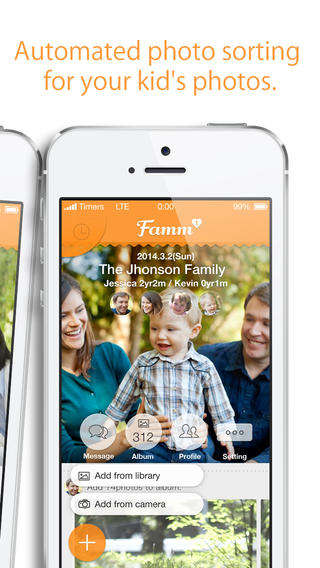 Family Album Apps - The Famm App is Like Having Full Photo Albums at Your Fingertips