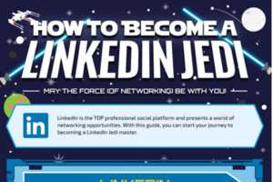 This LinkedIn Infographic is Full of Contact Mind Tricks