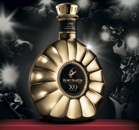 Film Festival Cognacs - Remy Martin Released a Special Edition of Xo Excellence for Cannes