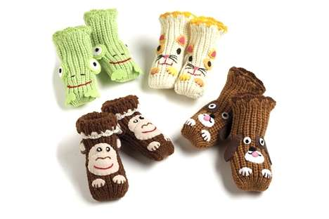 Adorable Critter Socks - Animal Slipper Socks Will Instantly Up the Cute Factor of an Outfit