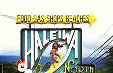 Hawaiian Signage Photography - Matthew Tapia Reveals the Beauty Within Hawaiian Typography