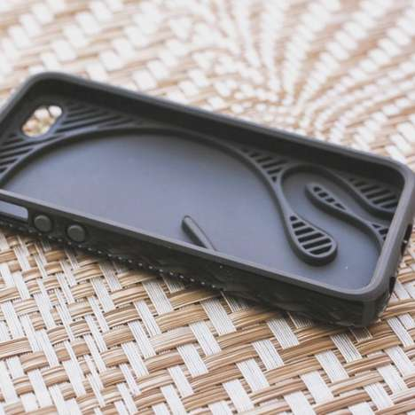 Acoustic-Amplifying Cases - The CandyShell AMPED Phone Case Magnifies the Sound of Your Music