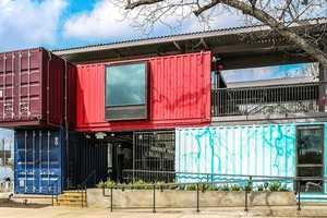 North Arrow Studio Set Up a Trendy New Hotspot Called 'Container Bar'
