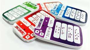 Tactile Braille Cellphones - This Braille Cellphone Helps the Blind Make Phone Calls Easily