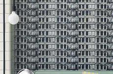 Retro-infused Urban Decals