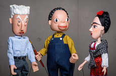 Eclectic Leader Puppet Shows