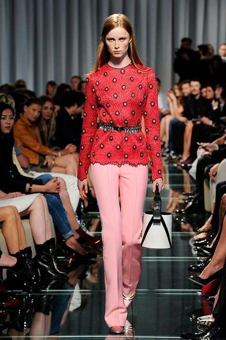 Retro Feminine Cruise Collections - The Louis Vuitton Cruise 2015 Collection is Vintage-Inspired