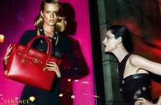 The Versace Fall 2014 Campaign Cleverly Plays on Window Shopping