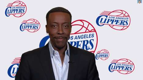 Crowd-Funded Basketball Teams - Arsenio Hall Launched a Indiegogo Campaign for LA Clippers Ownership