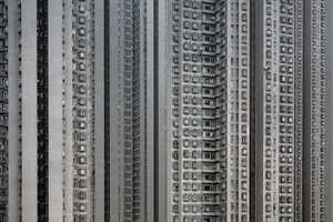 This Megacity Photo Series is Fascinating and Dizzying