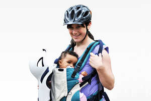 The IGI Baby Protector Helps Parents Bring Their Kids Out on the Bike