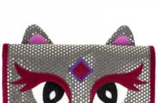 The Catnip Clutch from Irregular Choice is Animal Lover Approved