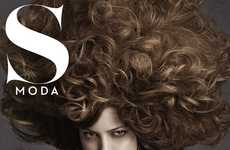 Dramatic Hair Editorials