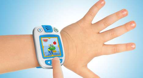 Juvenile Smart Watches - The Leap Band is Getting Kids More Active Outside the Home