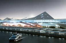 Public Park Port Architecture