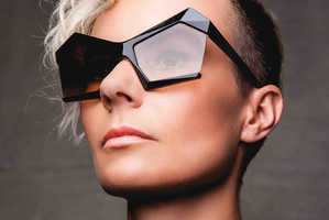 These Design Sunglasses by 13&9 Are Stunning and Futuristic
