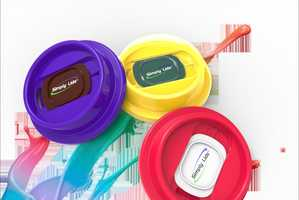 These Simply Lids Feature a Slide Cover to Keep Your Coffee Spill-Free