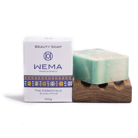 Natural South African Cosmetics - Wema Bodycare Uses Simple Ingredients for Eco Products