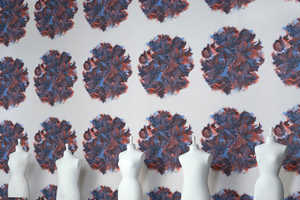 Maison Martin Margiela's Design Wallpaper Collection is Stunning