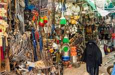 Exotic Marketplace Photography - These Photos Capture Exotic Markets from Around the World