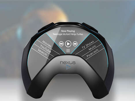 Curvacious Gaming Devices - The Google Nexus Play is Taking Gaming to a Whole New Level