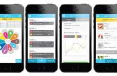 Collaborative Health Apps - The uMotif is Designed to Give Clinicians Broad Patient Info