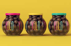 Indulgent Treat Branding - Branding for YOLO Sweets Encourages Treating Yourself