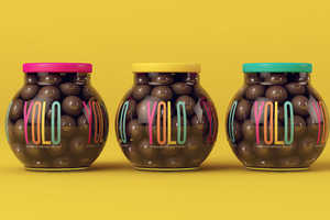 Branding for YOLO Sweets Encourages Treating Yourself