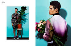 Tropical Opulence Portraits - The Santurio Exclusive for The Ones 2 Watch Embraces Cultural Motifs